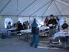 Fairground Market Event Tent