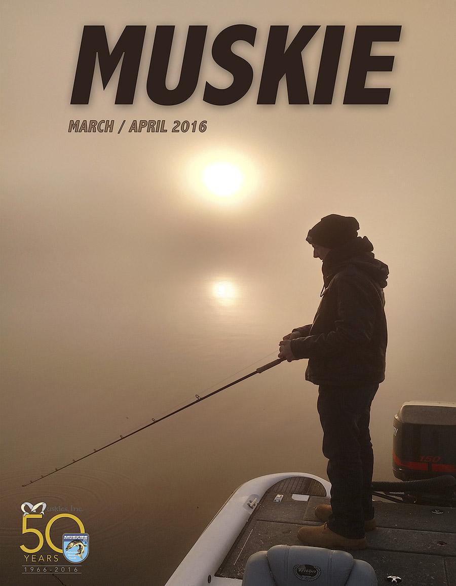 Muskie Magazine - March 2016